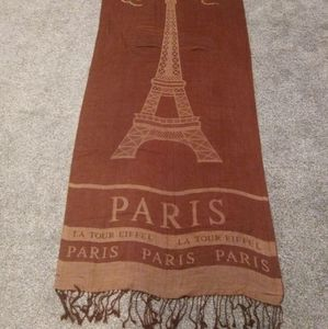 Paris scarf- FREE w 3 item bundle